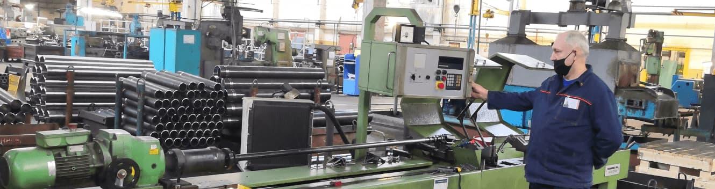 production-horizontal-machine